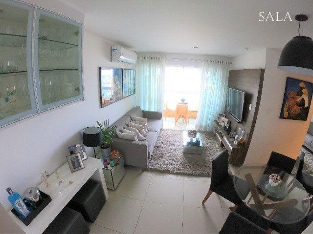 Apartamento 02 Quartos (1 suite) em Armação com 02 vagas de garagem - Foto 8