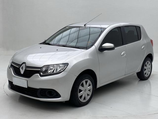 Renault SANDERO SANDERO Expression Hi-Power 1.6 8V 5p - Foto 3
