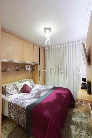 Apartamento à venda com 2 dormitórios em Jardim das bandeiras, Campinas cod:AP027786 - Foto 3