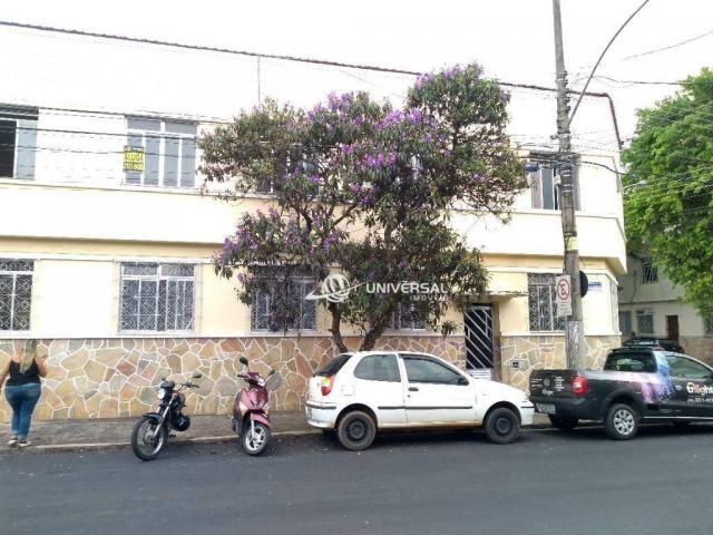 Apartamento com 3 quartos para alugar, 85 m² por R$ 1.000/mês - Poço Rico - Juiz de Fora/M