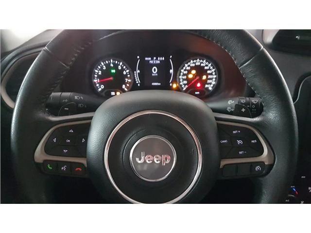 Jeep Renegade 2017 1.8 16v flex longitude 4p automático - Foto 13