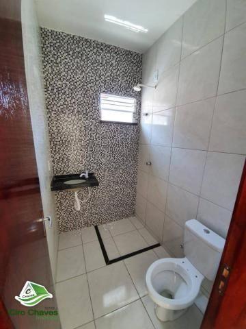 Casa com 2 dormitórios à venda, 81 m² por R$ 140.000,00 - Jabuti - Itaitinga/CE - Foto 11