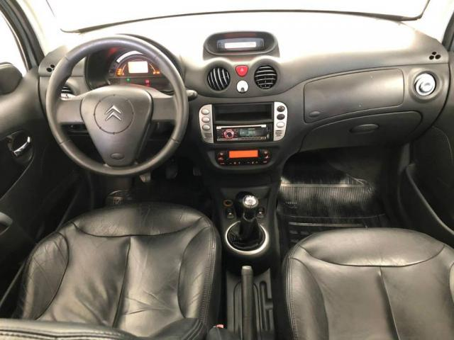 Citroën C3 1.4 EXCLUSIVE 8V FLEX MANUAL  - Foto 12