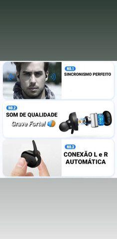 Fones de Ouvido Bluetooth Extrema Qualidade - Foto 2