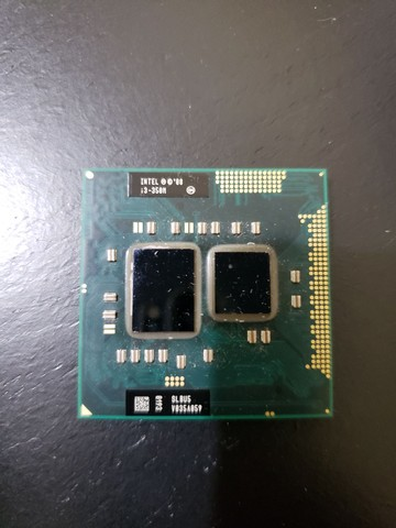 Processador I3 350M