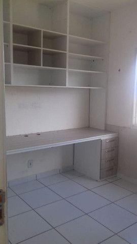 Apartamento 2 quartos semi mobiliado  - Foto 5