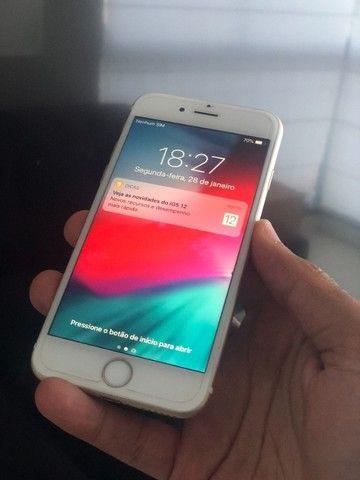 iPhone 6s 32GB Dourado Gold - Até 12x no cartão! Semi novo, perfeito 32 GB - Foto 2