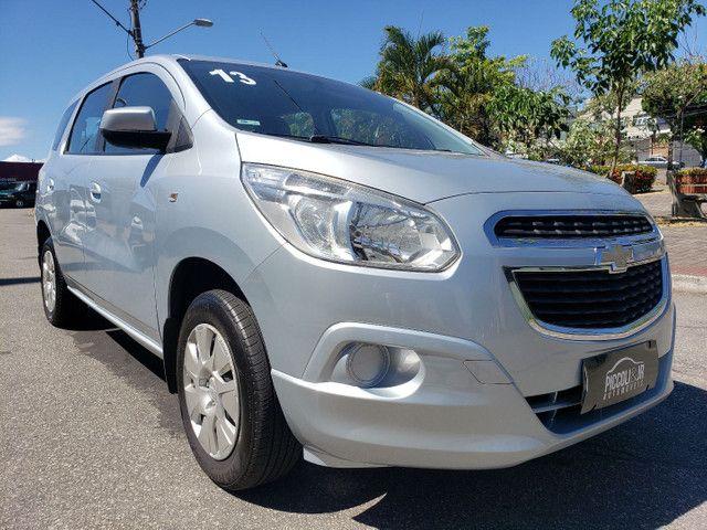 Chevrolet Spin 1.8 LT 5 Lugares vendo troco e financio R$