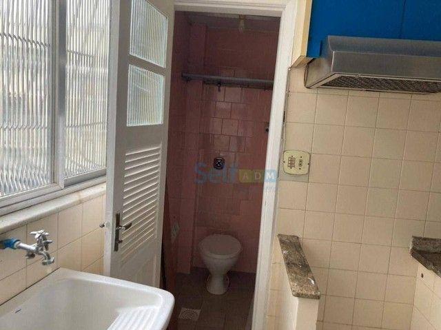 Apartamento para alugar, 75 m² por R$ 1.400,00/mês - Icaraí - Niterói/RJ - Foto 17