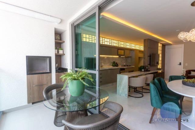 Apartamento com 2 dormitórios à venda por R$ 780.700,00 - Mercês - Curitiba/PR - Foto 13