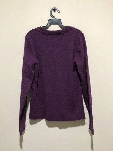 blusa tricot shoulder original - Foto 2