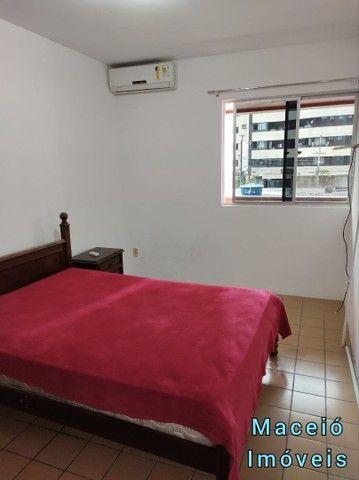 Quarto e sala mobiliado 50m², Ponta Verde - Foto 7
