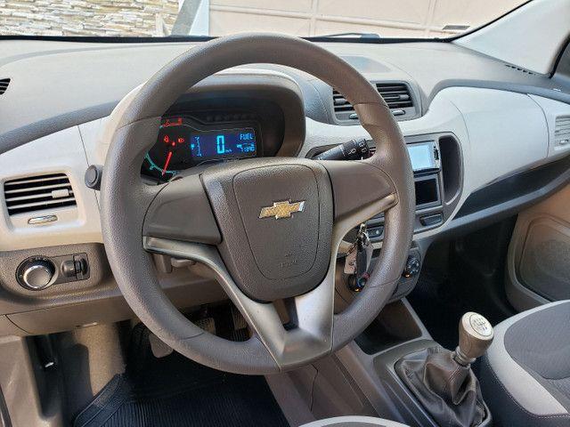 Chevrolet Spin 1.8 LT 5 Lugares vendo troco e financio R$  - Foto 16