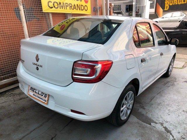 Renault Logan Life Flex 1.0 12V Manual - Foto 7