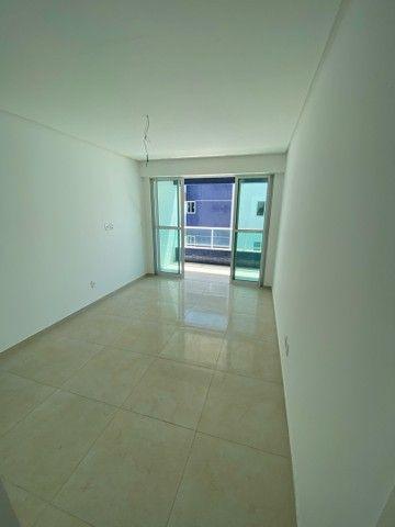 Apartamento pé na área do bessa com 2 quartos  - Foto 2