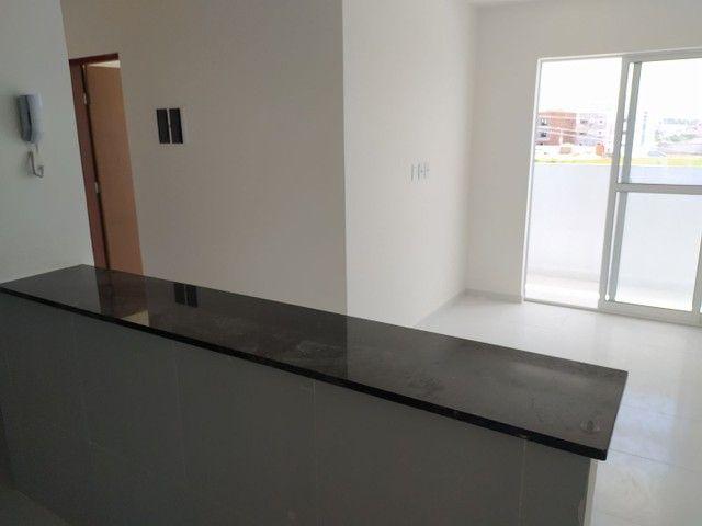 Ótimo apartamento com dois quartos e área de lazer no Novo Geisel João pessoa - Foto 11