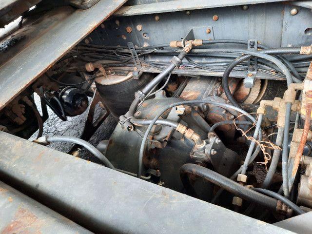 Scania 124 G 420 truck  - Foto 14
