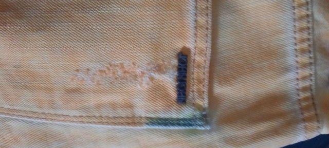 Jeans skinny John John ORIGINAL amarelo - Foto 2