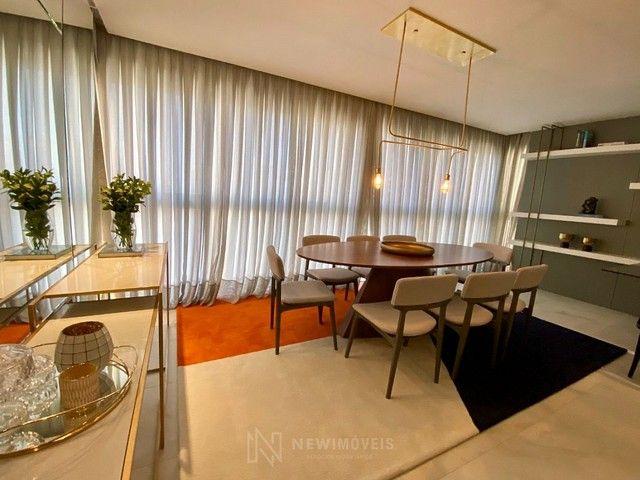 Apartamento Novo Mobiliado e Decorado com 3 Suítes no Centro em Balneário Camboriú - Foto 4