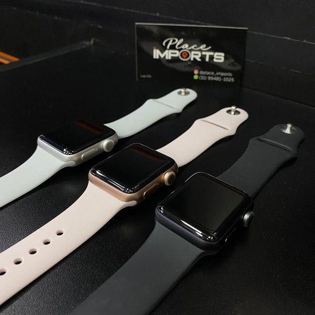 Apple Watch s3 38mm LOJA FÍSICA e entregamos em toda Bh e região  - Foto 3