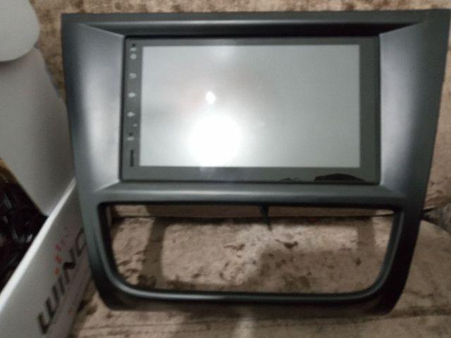 Multimídia com TV e Android câmera de re - Foto 3