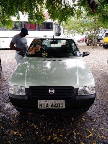 Fiat Uno Miller 08/09...com AR 17.500! - Foto 5