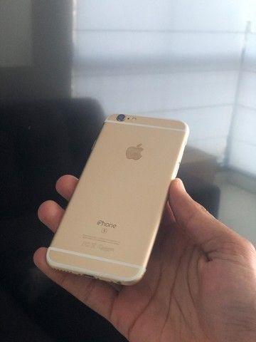 iPhone 6s 32GB Dourado Gold - Até 12x no cartão! Semi novo, perfeito 32 GB