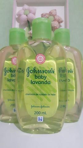 Colônia Johnson lavanda 200ml