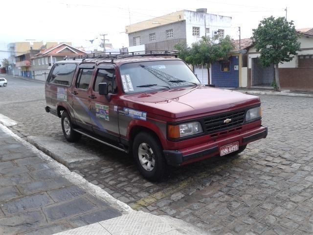 Gm - Chevrolet Veraneio Carro