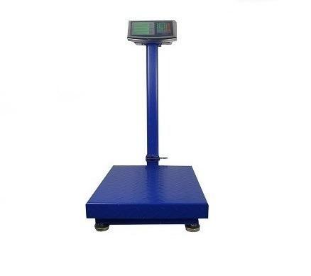 Balança plataforma digit 300 kg Nova c/ garantia 9 9969 8772