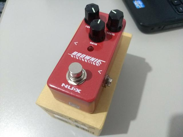 Brownie Distortion (Nux Mini)
