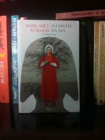 Livro: O conto da Aia