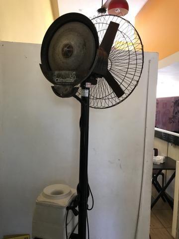Climatizador -Água