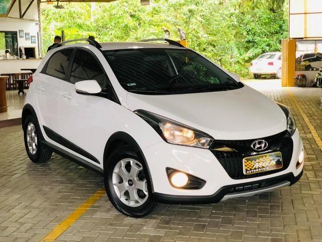 Hyundai Hb20x Style - Completo + Couro