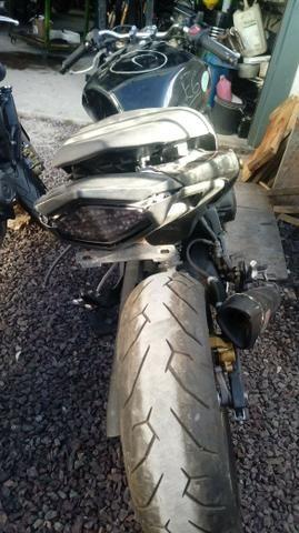 Moto P/ Retirada De Peças / Sucata Honda Hornet Ano 2012 - Foto 5