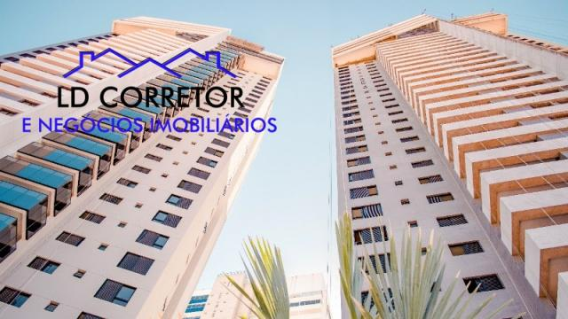 Apartamento à venda com 4 dormitórios em Park lozandes, Goiânia cod:COBEURO268 - Foto 19