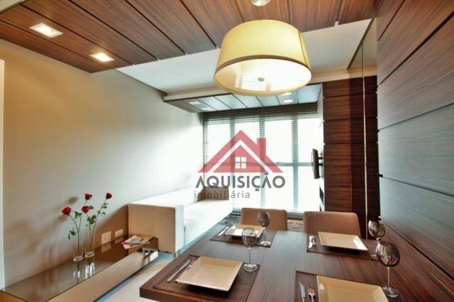 Apartamento com 3 dormitórios à venda, por r$ 399.000 - boa vista - curitiba/pr - Foto 11