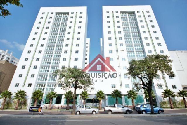 Apartamento com 3 dormitórios à venda, por r$ 399.000 - boa vista - curitiba/pr - Foto 4