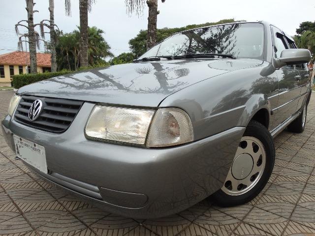 Vw - Volkswagen Santana 2.0MI_CoMpletO_ExtrANovO_LacradOOriginaL_Placa A_ - Foto 17