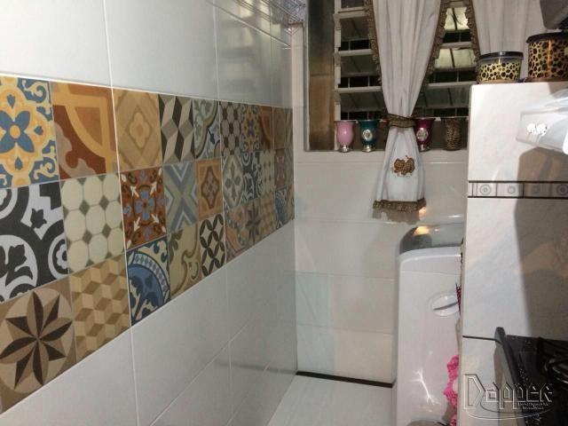 Apartamento à venda com 1 dormitórios em Canudos, Novo hamburgo cod:17161 - Foto 7