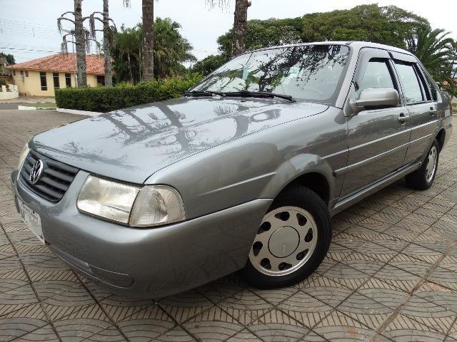 Vw - Volkswagen Santana 2.0MI_CoMpletO_ExtrANovO_LacradOOriginaL_Placa A_ - Foto 16