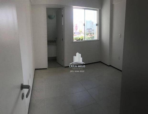 Apartamento residencial à venda com 03 suítes, Papicu, Fortaleza. - Foto 11