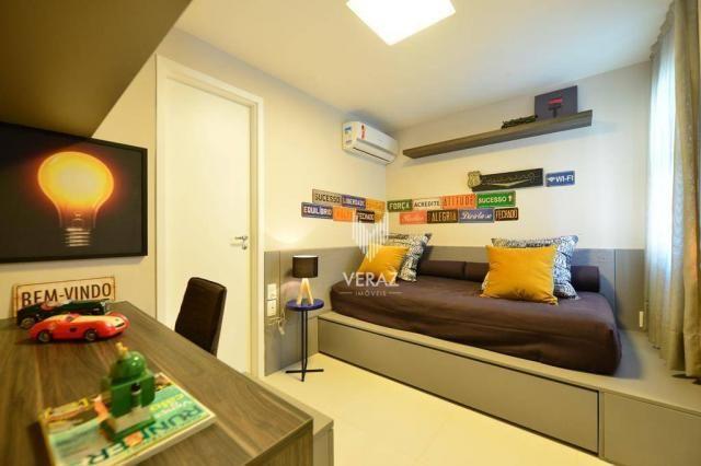 Apartamento com 4 dormitórios à venda, 152 m² por r$ 1.400.000,00 - varjota - fortaleza/ce - Foto 11