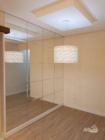 Apartamento com 2 dormitórios à venda, 67 m² por r$ 310.000,00 - centro - cianorte/pr - Foto 6