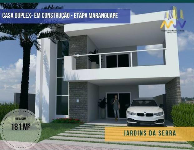 Duplex de Alto Padrão - Jardim da Serra