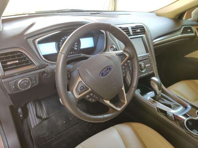 Ford Fusion Titanium 2016 2.0 GTDI Ecoboost AWD 28.500km - Foto 3