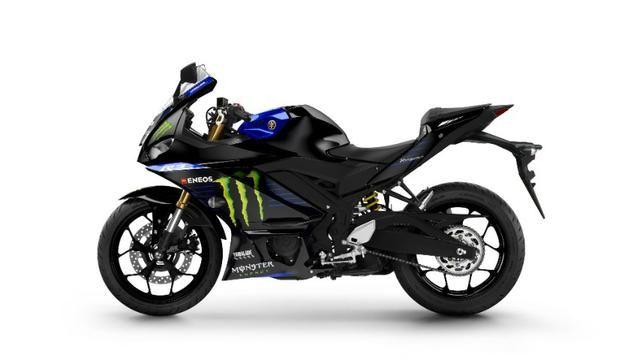 YZF R3 ABS 321 cc 0 km Energy Moto GP Modelo 2020 - Foto 3