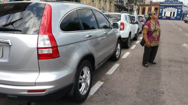 Honda-CRV-EXL/2010, 4 X 4, Teto Solar, Automático, Top - Foto 4