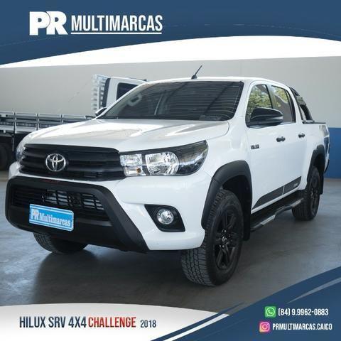 Hillux Challenge 4X4 2018 - Foto 3