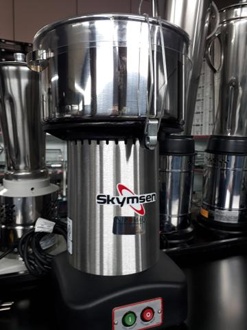 CRV-8 Cutter 8 litros Inox em 110v ou 220v - Skymsen